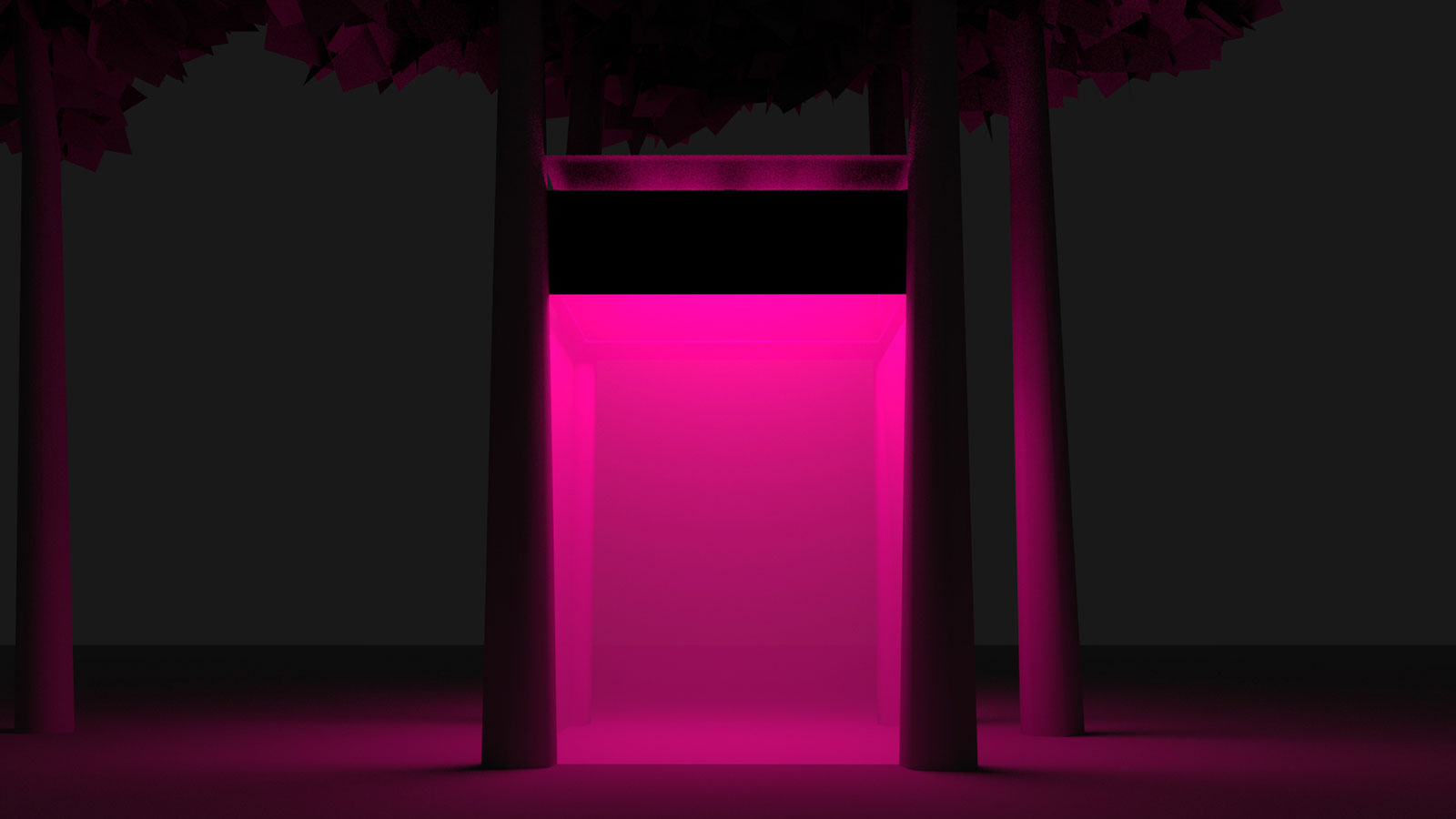 An Uplifting Experience: Maren Hassinger's Pink Light